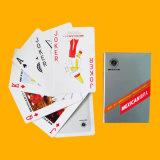 Farbenreicher kundenspezifischer Schürhaken-Plastikspielkarte-Schürhaken