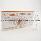 Antiwrinkles per l'iniezione ascorbica della vitamina C di Aci della vitamina di alleggerimento della pelle