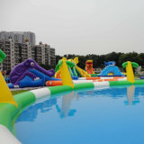 전체적인 판매 공장 공급 수영풀 PVC 방수포 Tb038