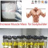 Gain de la poudre crue stéroïde d'acétate de testostérone de culturisme de muscle