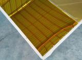 hoja plástica del espejo del plexiglás de la hoja de acrílico de oro del espejo de 3m m