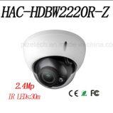 Vandal-Proof 2.4megapixel 1080P IR Hdcviのドームのカメラ