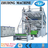 Single Screw Non Woven Fabric Plant