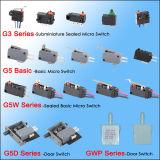 Zing 귀 OEM & ODM 방수 스위치 (G1 시리즈)