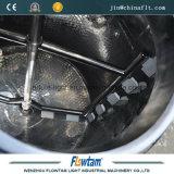El tanque de tragante abierto vertical de la mezcla del acero inoxidable de 2500 litros