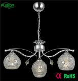 Iluminación de la lámpara del hierro en la luz de China y de Dubai Penant