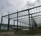 아프리카에 가벼운 Steel Frame Workshop Exported