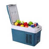 Миниый холодильник 15liter DC12/24V компрессора DC, с переходникой AC (100-240V) для автомобиля, яхта, офис, польза дома