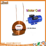 Coil de cobre Air Core Coil Electronic Inductor Coil Motor Coil para Machine