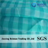 9mm: пряжа 25%Silk 75%Cotton покрасила проверенную ткань для рубашки