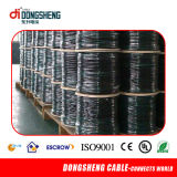 cable del CCTV de 75ohm RG6