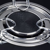 2 het branders Aangemaakt Hoogste Kooktoestel van het Glas/Gasfornuis JP-Gcg210