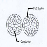 CCA Conductor con il PVC Jacket Speaker Wire