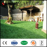 Трава дерновины Китая оптовая профессиональная искусственная для сада ландшафта