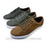 `S&#160 людей; PU/Leather  Ботинки скейтборда (AA530-3)