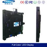 P5 de alta resolución 1/16s RGB de interior que hace publicidad del panel del LED