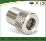 Aluminiumauto-Ersatzteile CNC-Selbstauto-Adapter