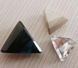 삼각형 공상 Strass 다이아몬드 돌 구슬
