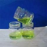 Schuss-Glas-Stau-Honig rüttelt 3oz 80ml