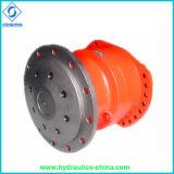 Tipo motor de la rueda de Poclain del motor de la serie de Ms50 en venta con el precio pegadizo proporcionado de China