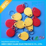ABS LF Slimme 125kHz T5577 RFID Keychain voor Toegangsbeheer