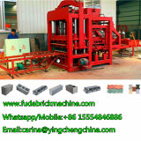 중국 제조자 유압 자동적인 콘크리트 블록 벽돌 만들기 기계