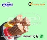 XLPE /PVC (교차 결합된 폴리에틸렌)는 전력 케이블을 격리했다