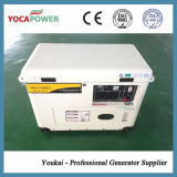 комплект генератора силы одиночной фазы 5kVA молчком охлаженный воздухом тепловозный