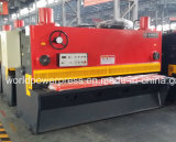 6mm Carbon Steel Sheet Cutting Hydraulic Shear Machine