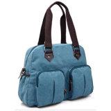 方法キャンバスの女性袋のミイラ袋のおむつ袋