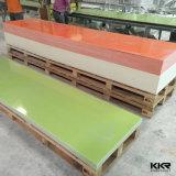 Surface solide acrylique de feuille matérielle de Corian de décoration de Chambre