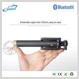 Vouwbare Verlengbare MiniStok Selfie met de Knoop van het Blind Bluetooth