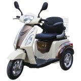 """trotinette"" Disabled elétrico Trike da roda 500W48V 3, triciclo elétrico adulto com sela de luxe (TC-018)"