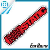 La etiqueta engomada electrostática barato impermeable del vinilo, etiqueta engomada no adhesiva, parásitos atmosféricos se aferra etiqueta engomada