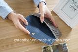 Бумажник кожи повелительниц габарита конструкции способа ручной работы