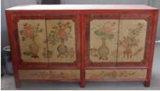 Bufete de madeira chinês da mobília antiga