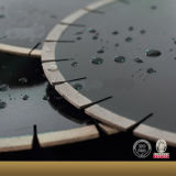O diamante viu a lâmina para o disco concreto e concreto da estaca