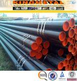 Pente sans joint de la pipe ASTM A53 d'acier du carbone Sch40. B