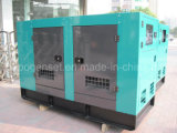 200kw AC Output Soundproof Canopy Silent Type Diesel Generator Set