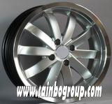 Neues Auslegung-Weiß 15 16 17 18 19 Inch-Aluminiumrad-Kante