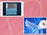 Мешки пластичного HDPE плоские без печати