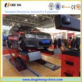 Aligner колеса гаража автомобиля