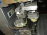 TM-S2 machines d'impression en plastique de garniture de la vente deux de couleur de cuvette chaude d'encre avec la navette