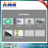 125kHz RFID ID 가드 투어 경비를 위한 유도적인 꼬리표 징표