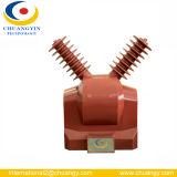 36kv في الهواء الطلق نقرا مزدوجا القطب المحتملة محول (PT ) أو محول التيار الكهربائي ( VT )