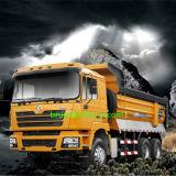 De Stortplaats van de Vrachtwagen van China Shacman F3000 6X4