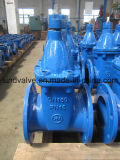 Gate Morbido-Seated manuale Valves con Ce/Wras (BS3464)