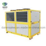 Refrigerador de agua industrial refrescado aire del uso del cuero de la eficacia alta (12HP-20HP)