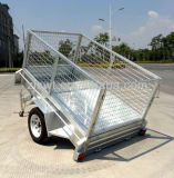 7X5 Light Duty Fully Welded Box Trailer (SWT-BT75-L)