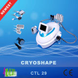 Machine Multi-Fuction de beauté de Cryolipolysis Lipolaser Coolsculpting pour le salon/régime de Zeltip Coolsculpting rf